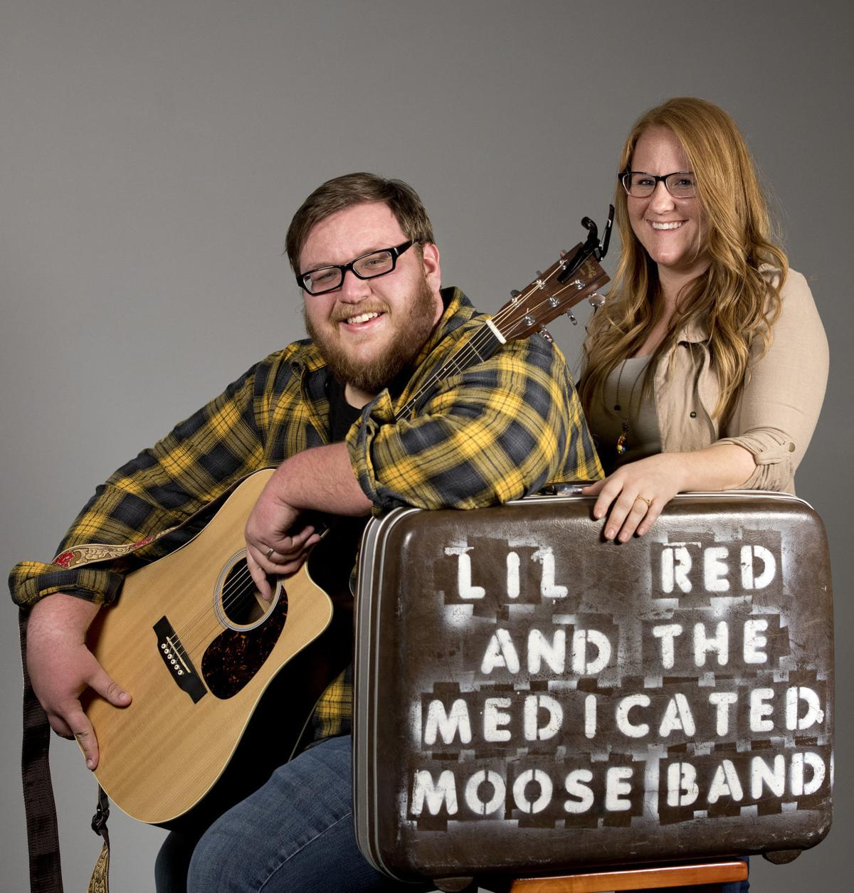Lil Red and the Medicated Moose Band