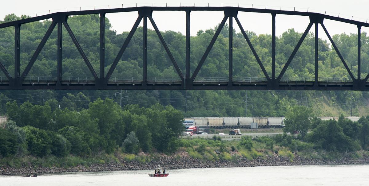 Missouri River jumper