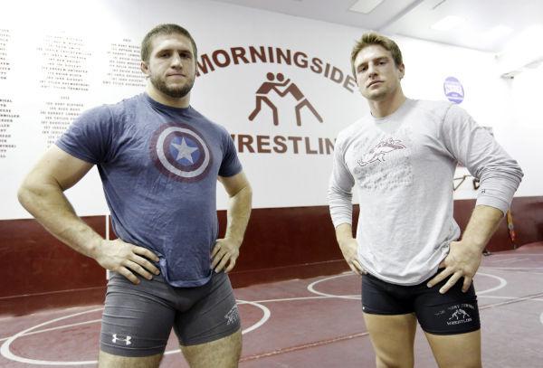 Morningside wrestlers 2014 preview