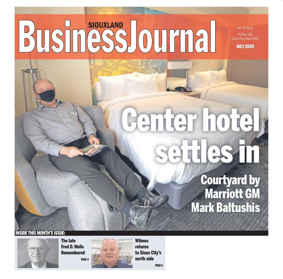Business Journal - July 2020