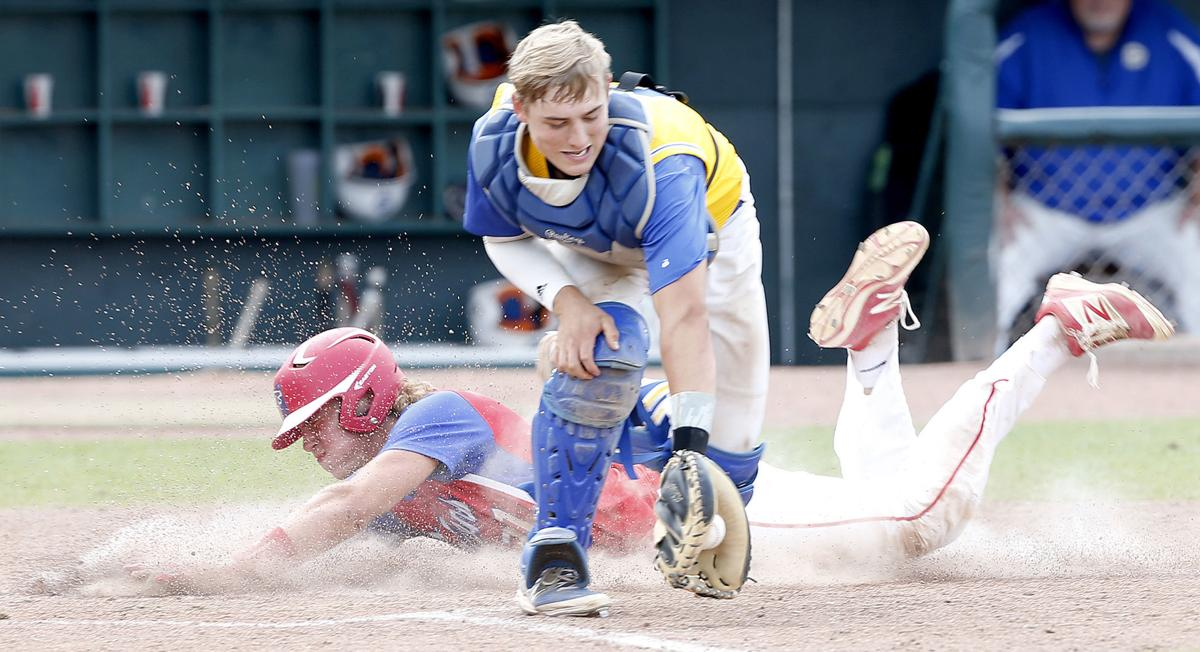 West Sioux vs Don Bosco state baseball