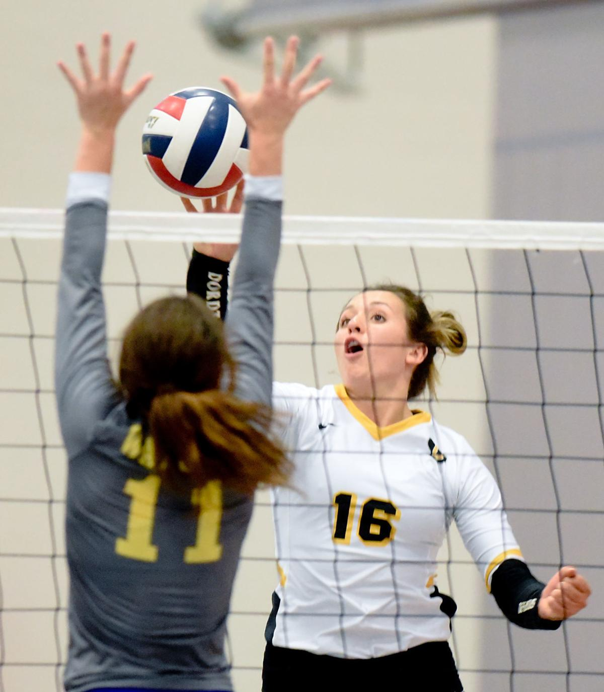 Volleyball Dordt vs. Wayland Baptist