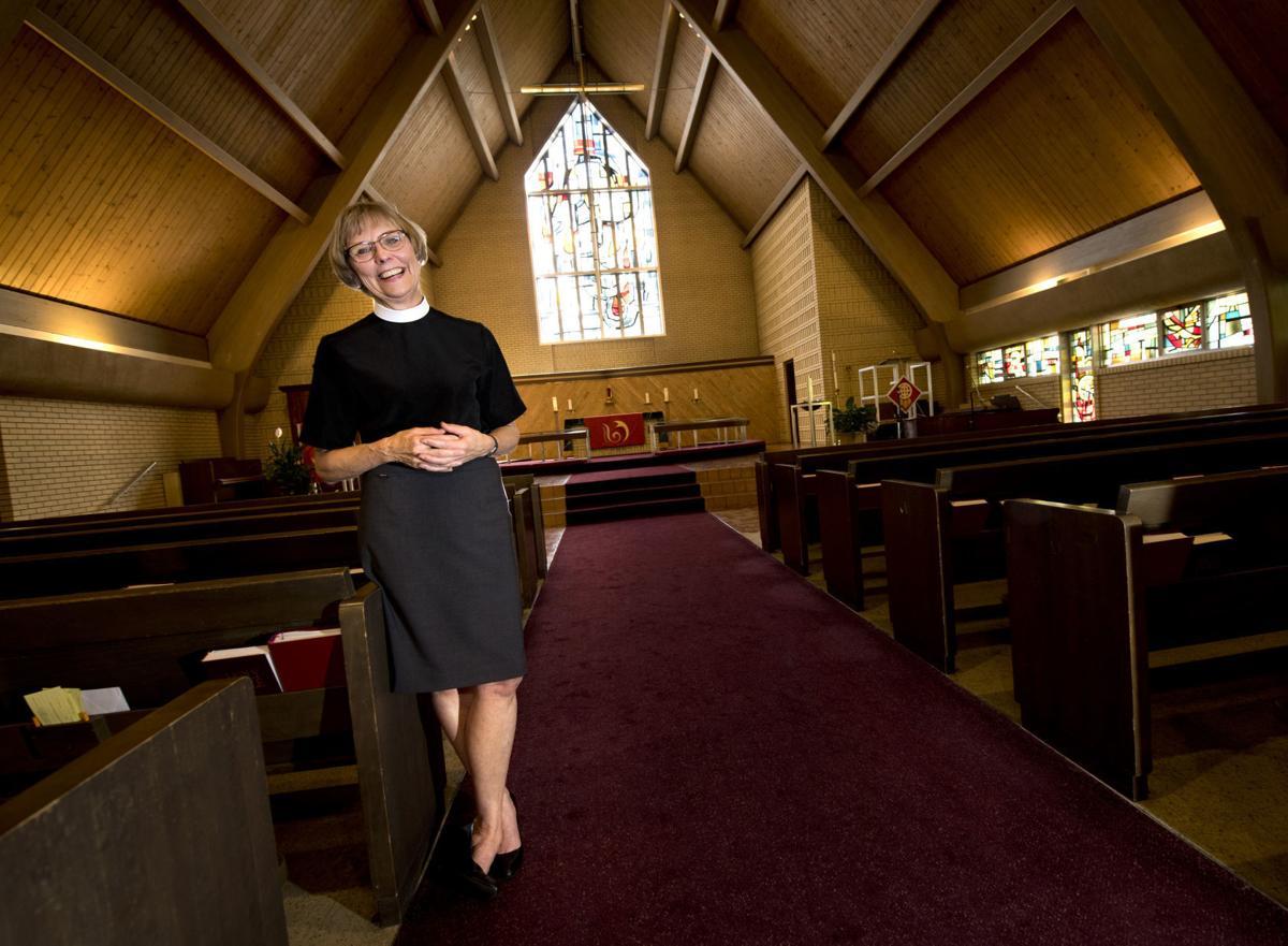 Lutheran Bishop Lorna H. Halaas