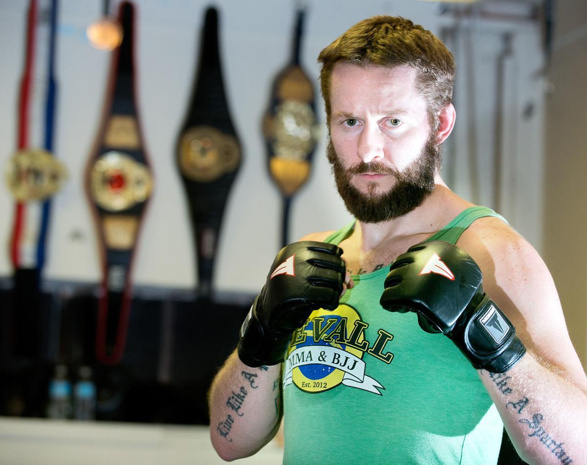 MMA Fighters Solveigh Skarhus & John DeVall