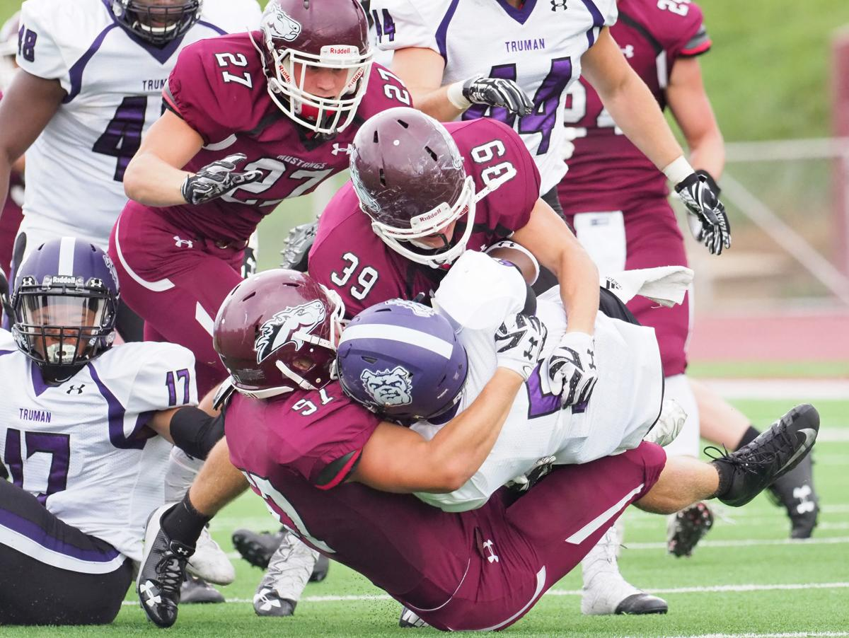 Truman State at Morningside College football