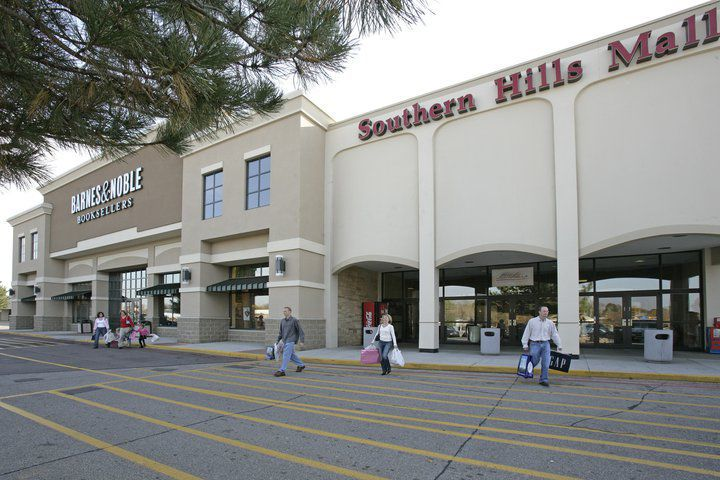 Southern Hills Mall exterior