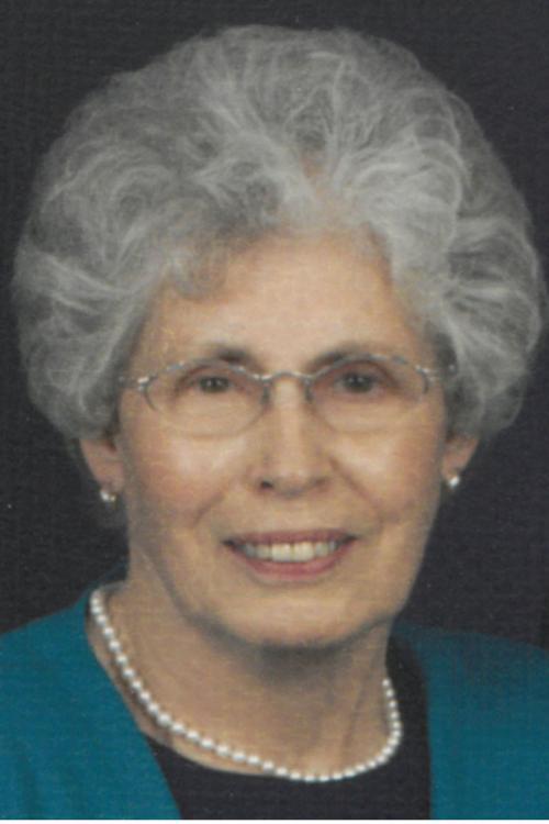 Marjorie Struthers