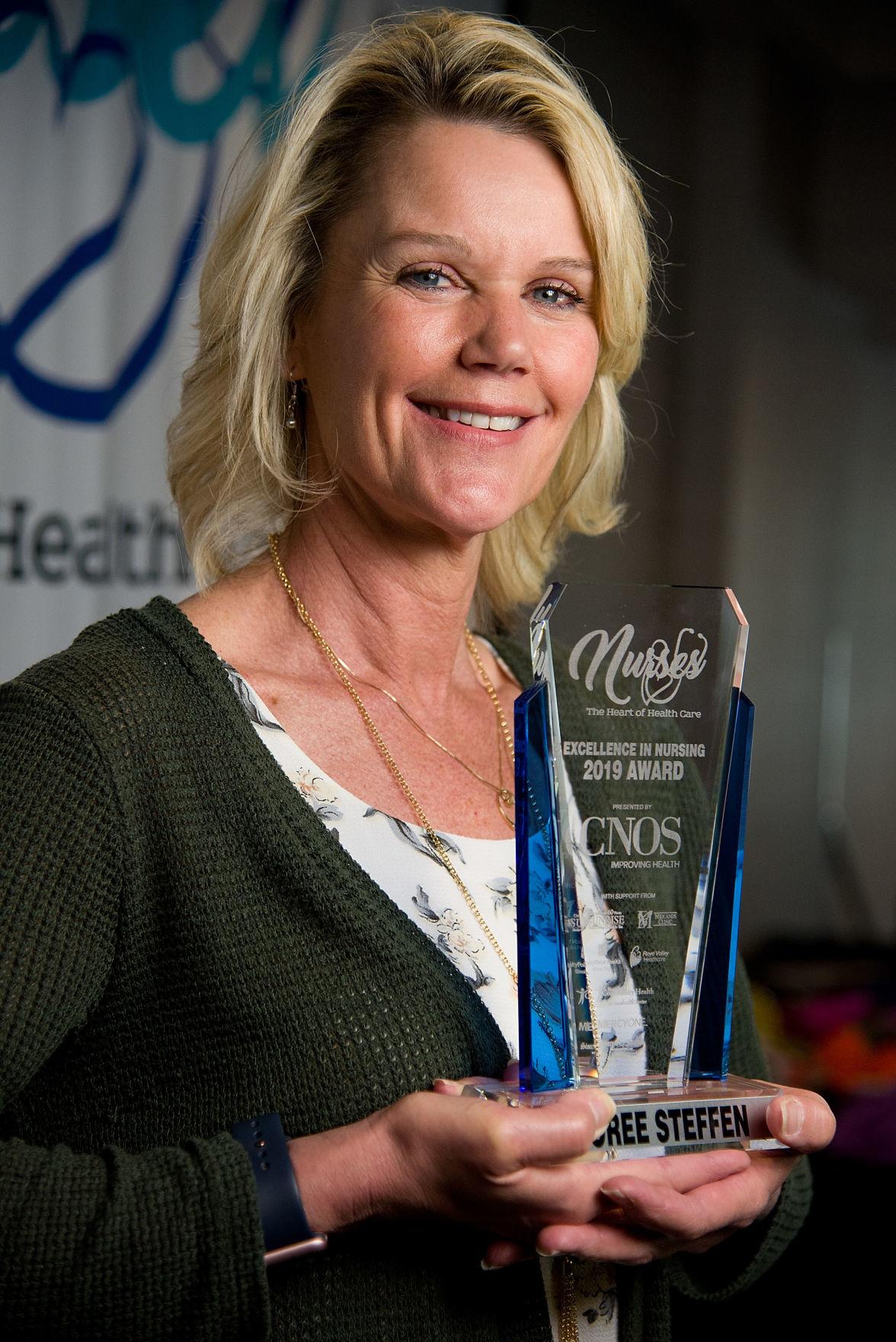 Celebrating Nurses Awards Event