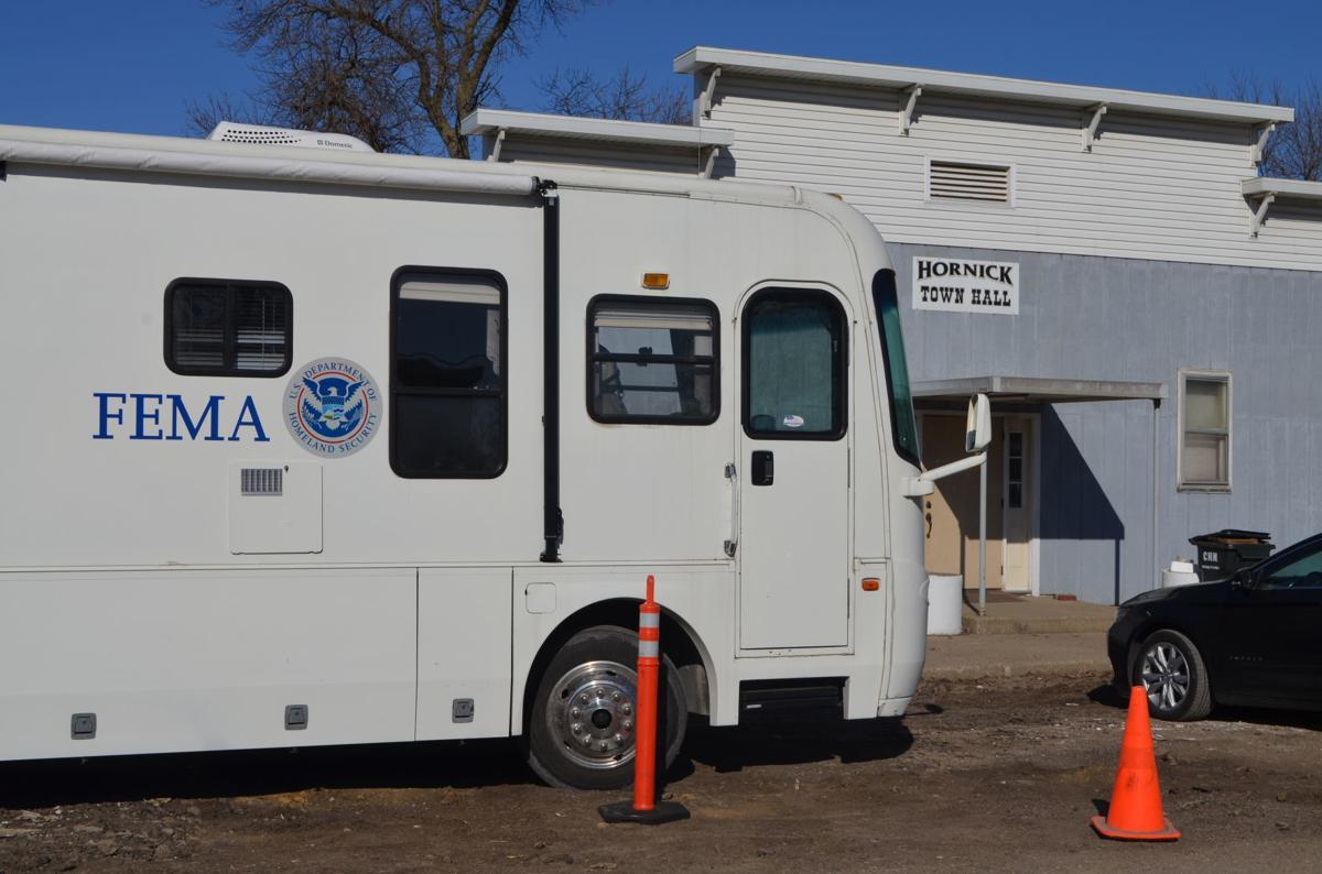 Hornick residents still recovering from flood, FEMA disaster
