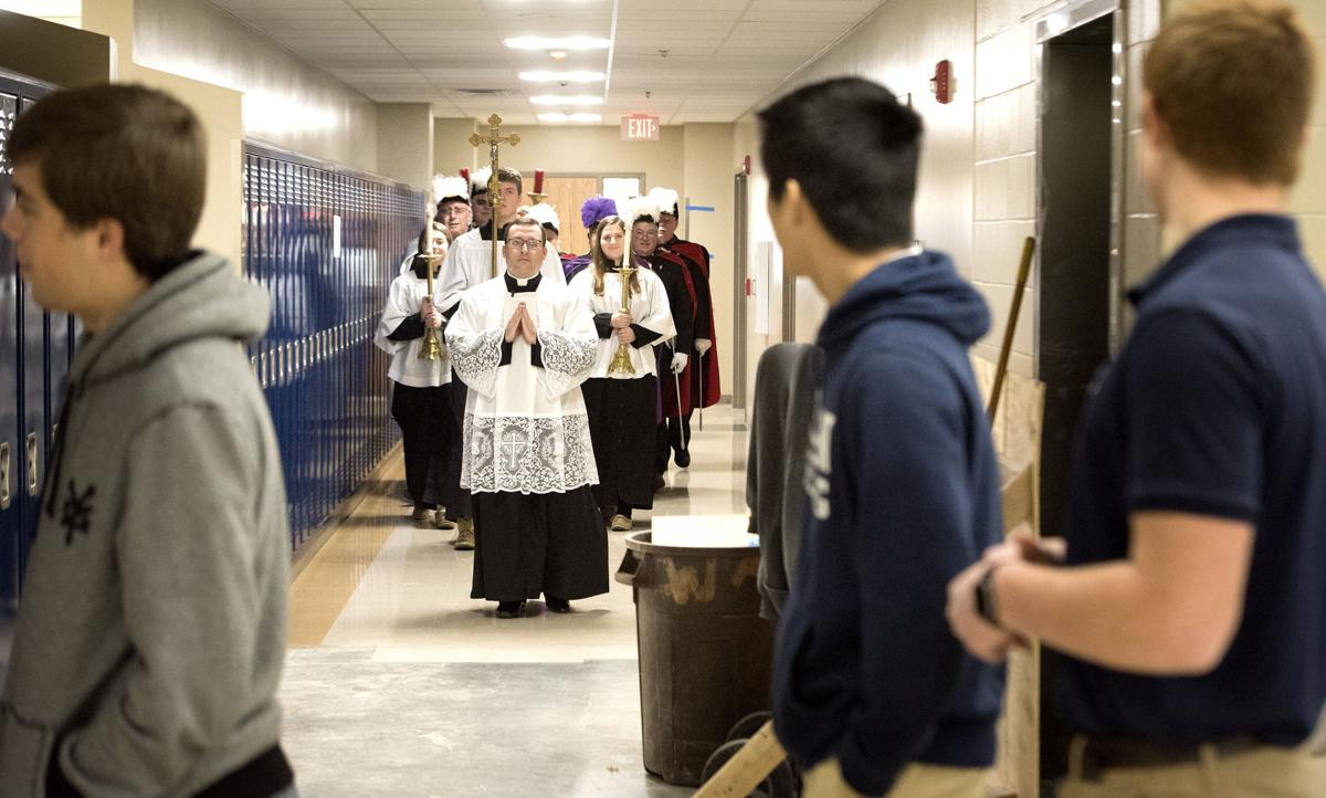 Bishop Heelan Eucharistic Procession