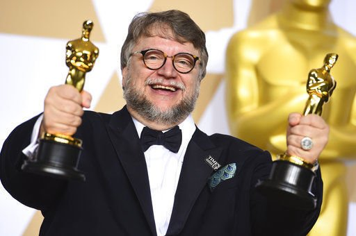 A whiff of change, of many kinds, at post-Weinstein Oscars (copy)