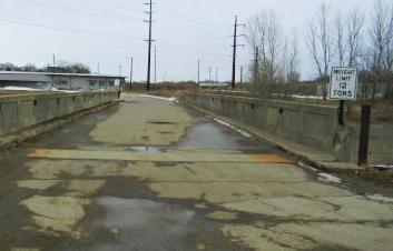 Bluff Road Bridge