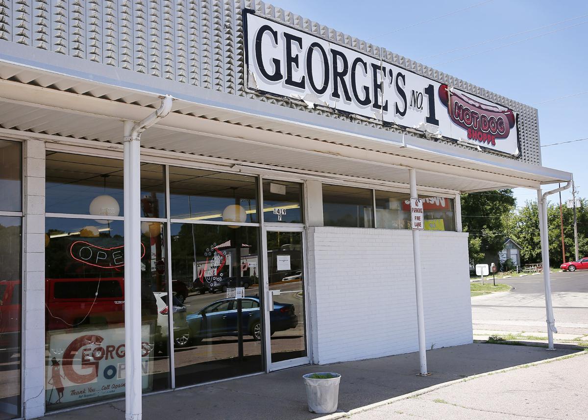 George's Hot Dog Shop