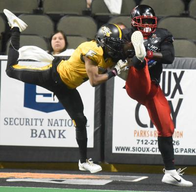 Football Sioux City Bandits vs. Wichita Force