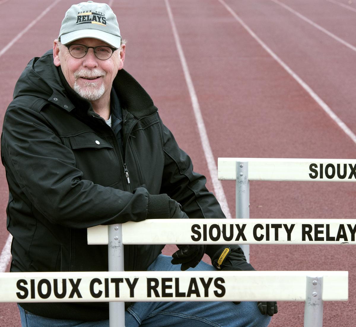 Sioux City Relays Bob Prince