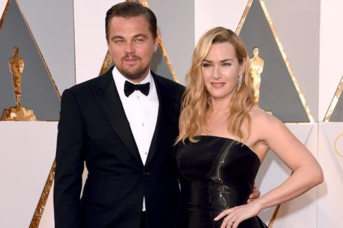 7 Adorable Moments From Leonardo DiCaprio And Kate Winslet's 20-year Friendship