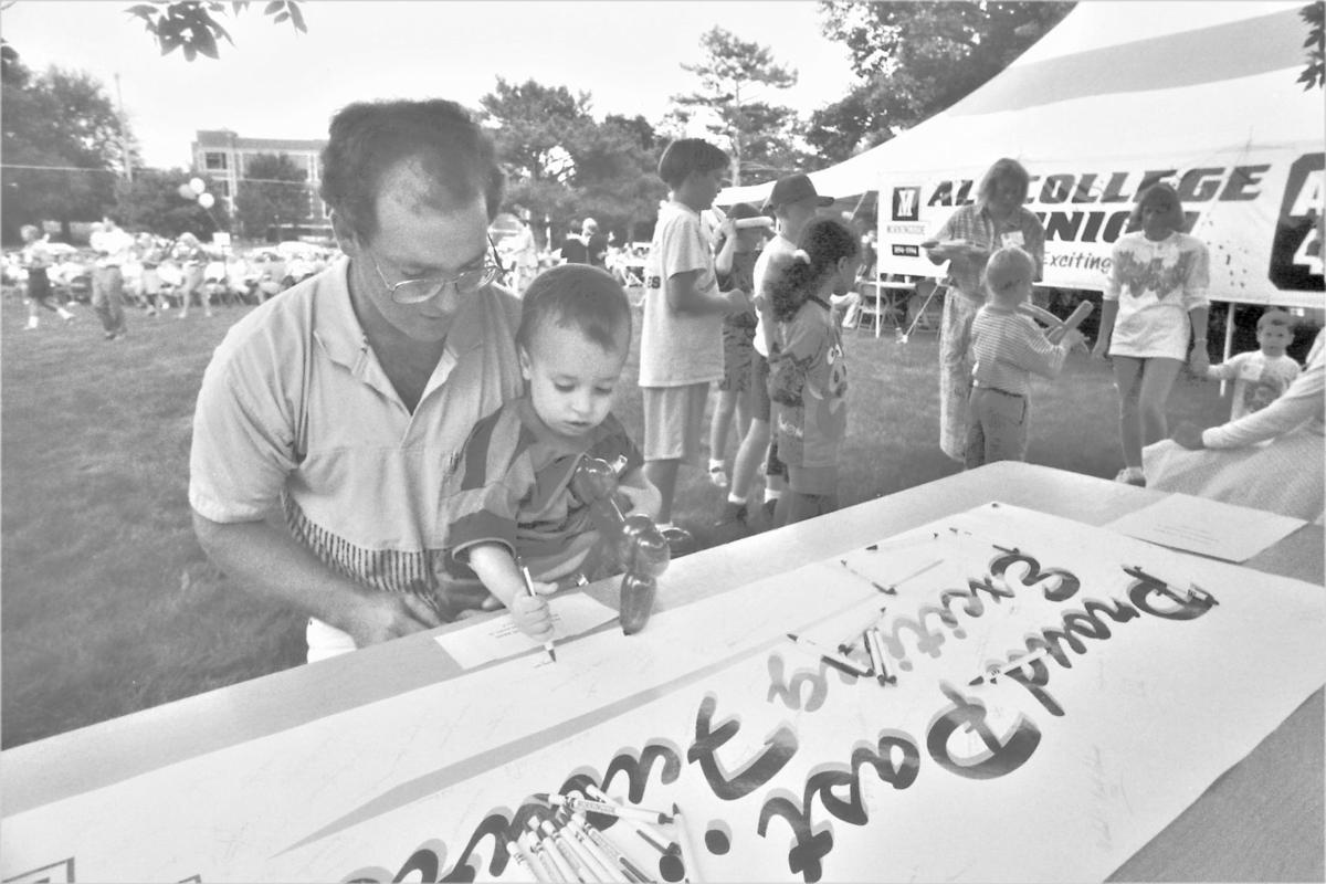 Morningside centennial picnic, 1994
