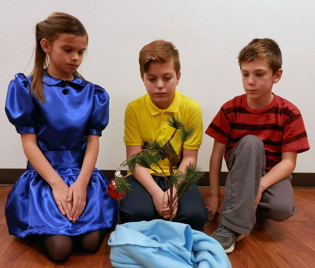 A Charlie Brown Christmas by New Stage Players