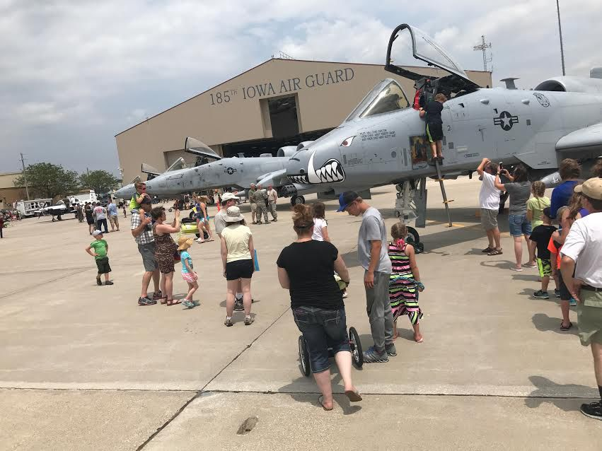 185th Open House