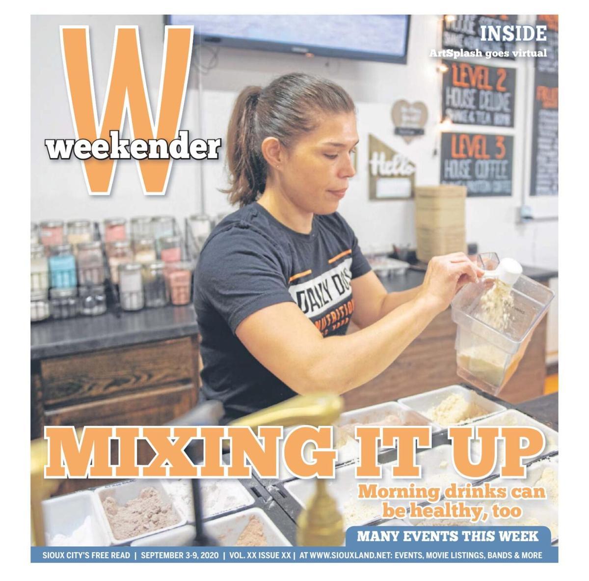 Weekender - September 3, 2020