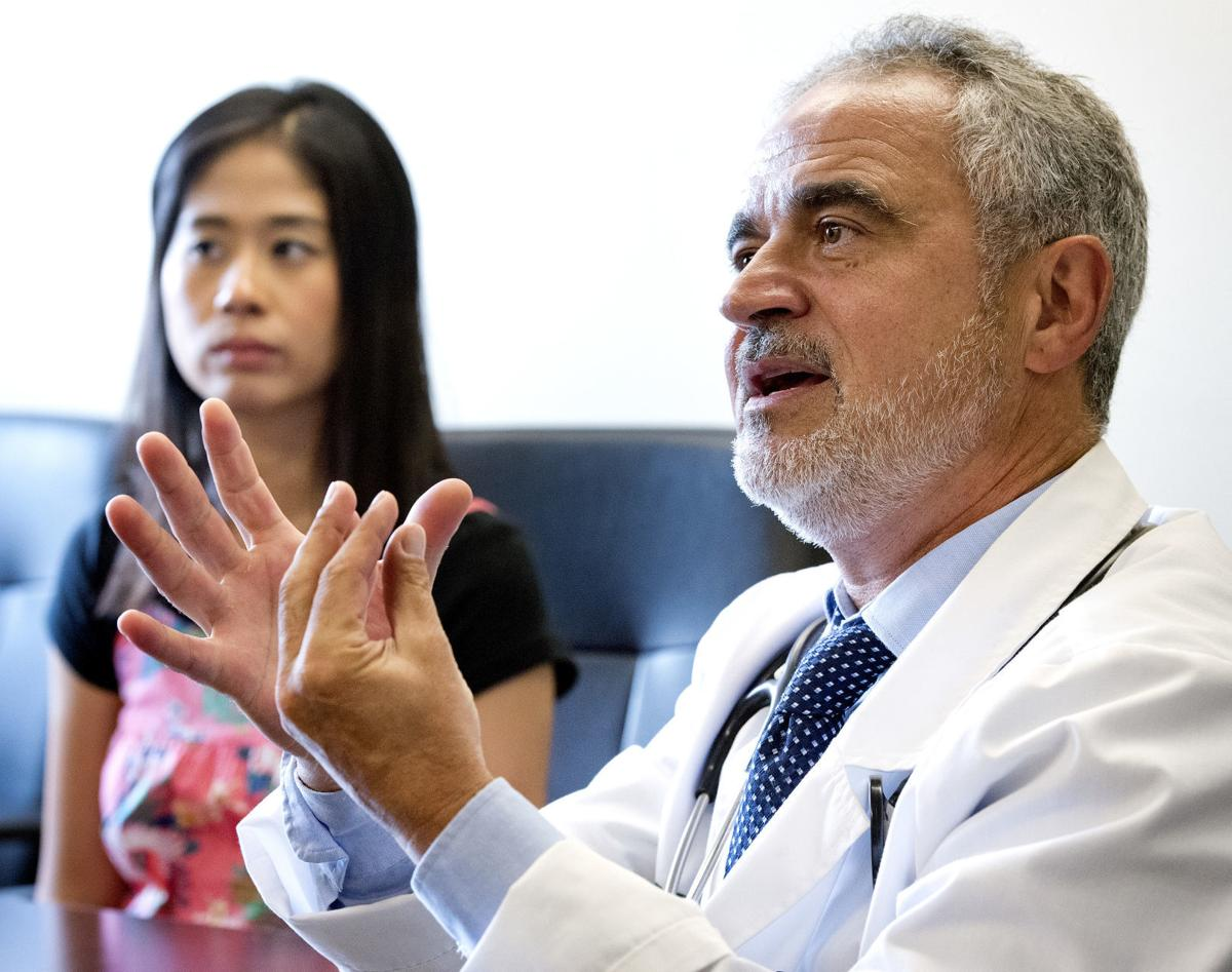 MercyOne cardiology Giovanni Ciuffo