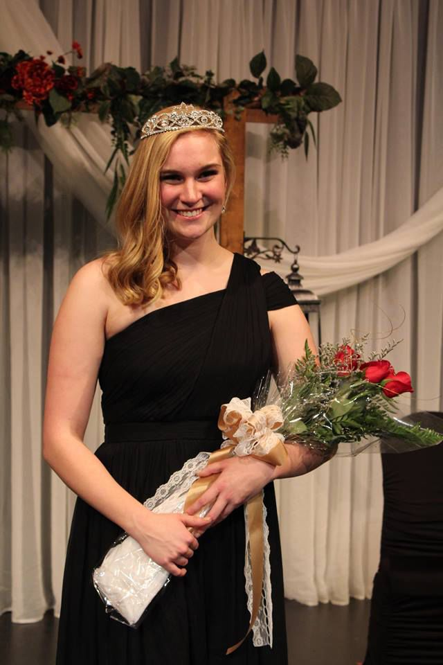 2018 Tulip Queen Juliana Tien