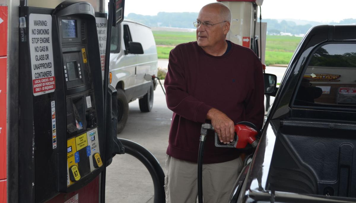 Keith Zevenbergen Labor Day Gas Prices