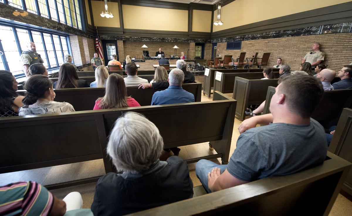 Ray Avila plea and sentencing