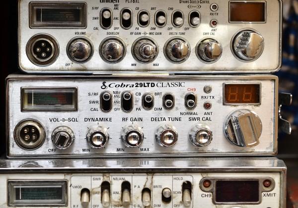 Vanishing CB radio