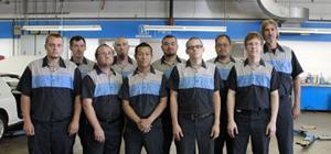 Service Center Staff