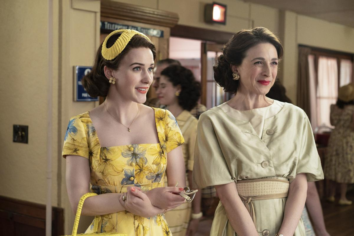 Image result for the marvelous mrs. maisel paris