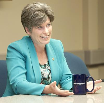 Joni Ernst to hold roundtable with veterans in Sioux City | Local