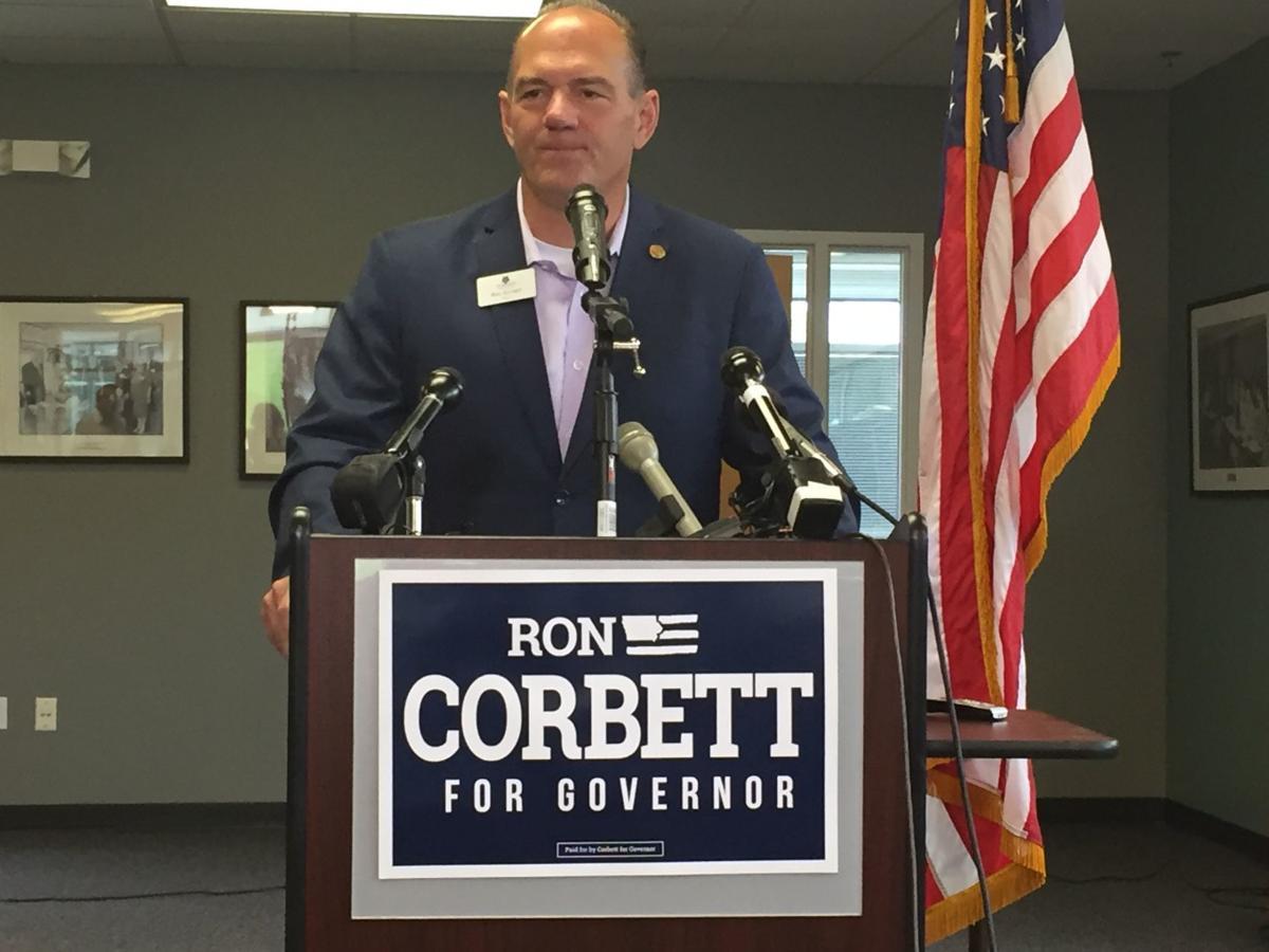 Ron Corbett for governor