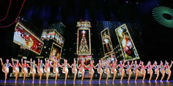 "The ""Radio City Christmas Spectacular"" includes those high kicks from the Rockettes. The show runs through Nov. 30 at the Orpheum Theater in Omaha."