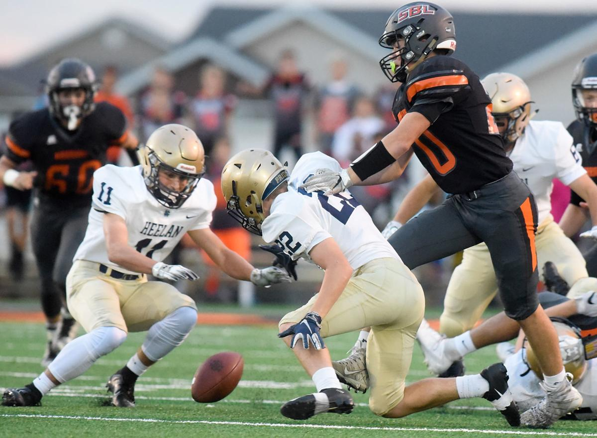 Bishop Heelan vs. Sergeant Bluff-Luton