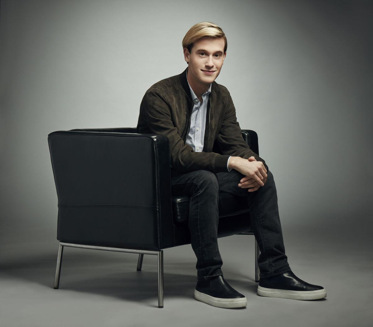 How Much Does E News Anchors Make: 'Medium' Goals: Tyler Henry Finds Way To Make Hollywood
