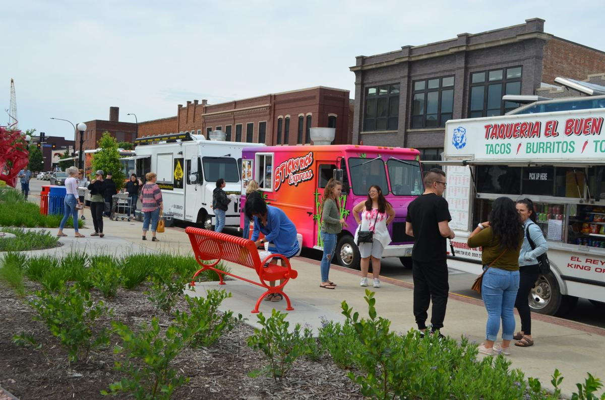 food truck friday overvew