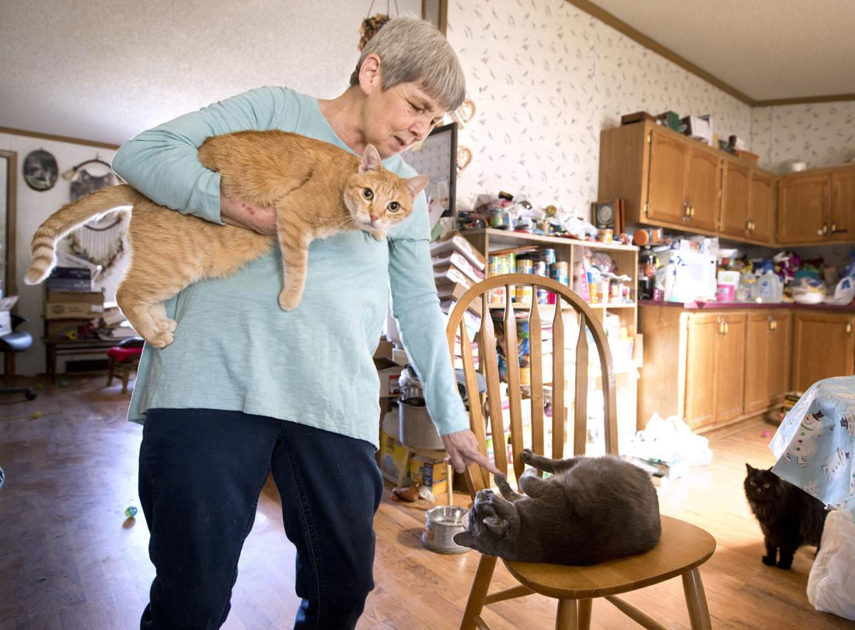 Declining health and pets