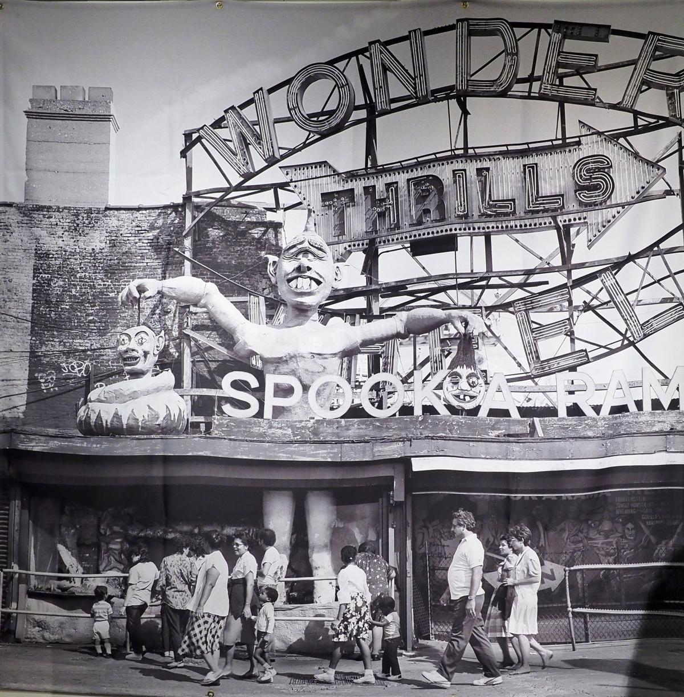 Museum Coney Island exhibit