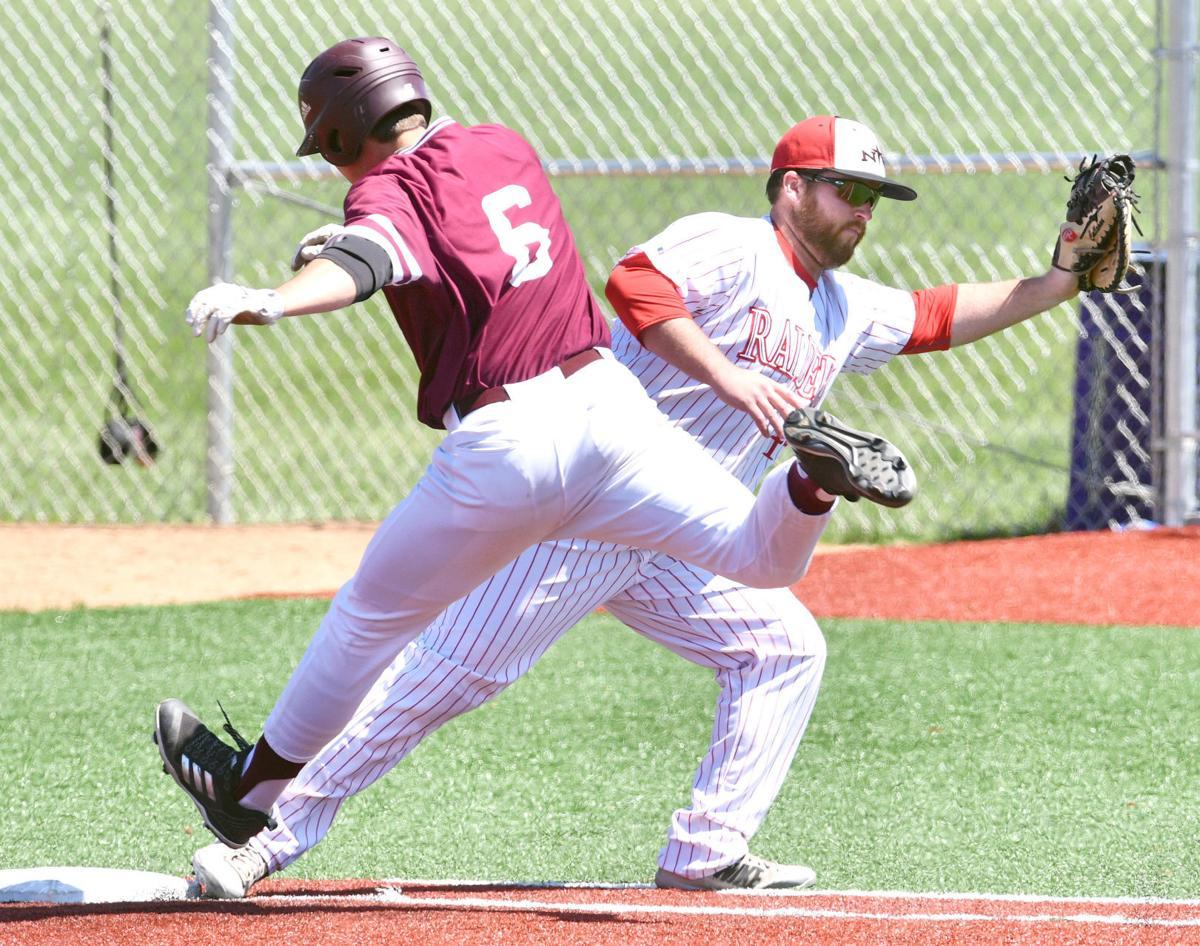 Northwestern vs Morningside GPAC baseball
