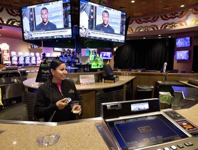 WinnaVegas Casino Resort sports book