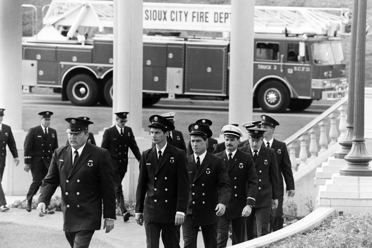 1992 fallen firefighters ceremony