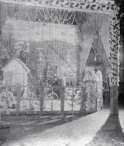 1887 Sioux City Corn Palace Inside Look