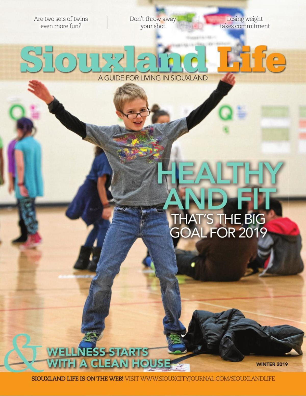 Siouxland Life - Winter 2019