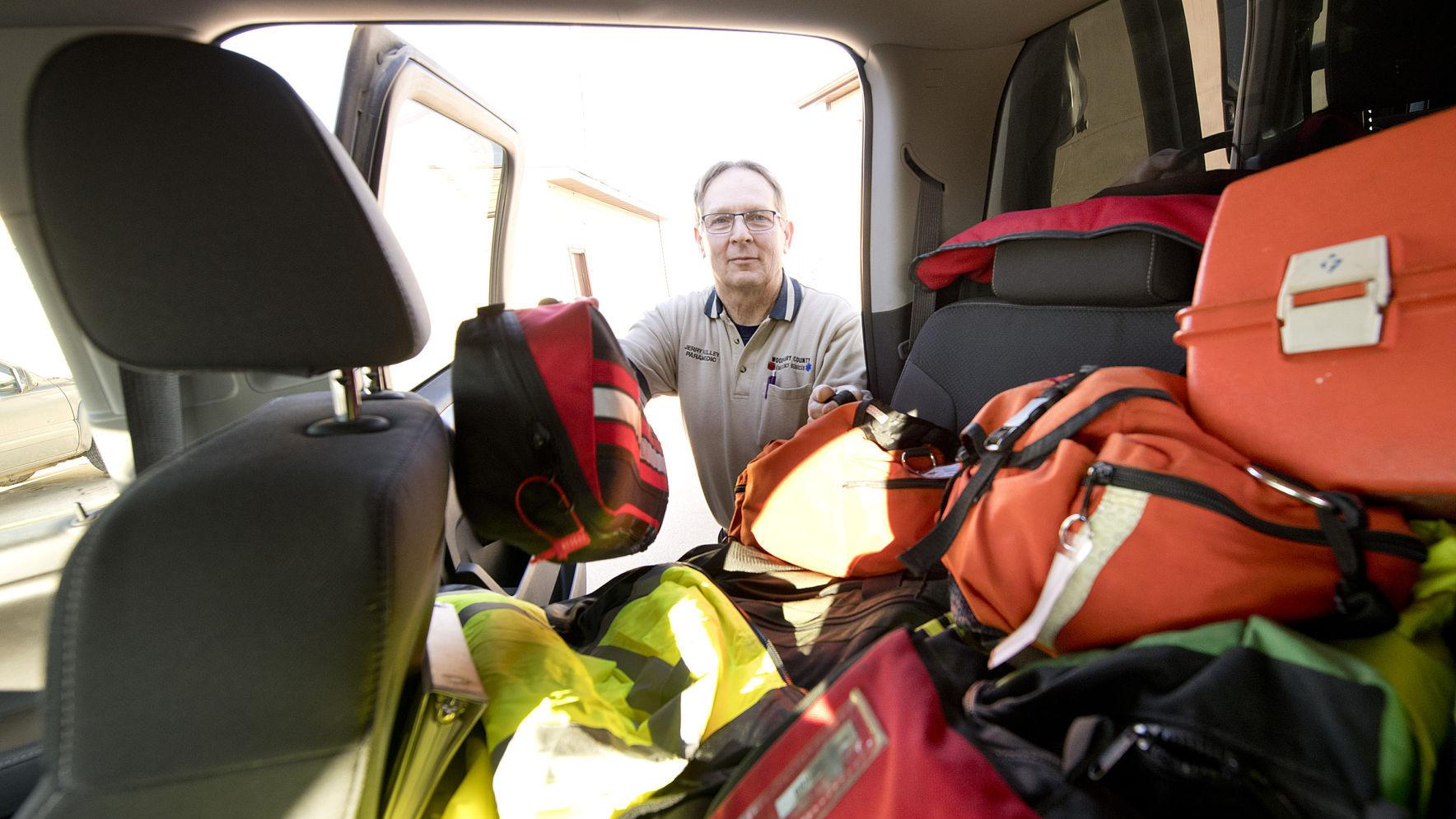 JOURNAL SPECIAL REPORT: Siouxland Paramedics exit will leave gap in rural paramedic care
