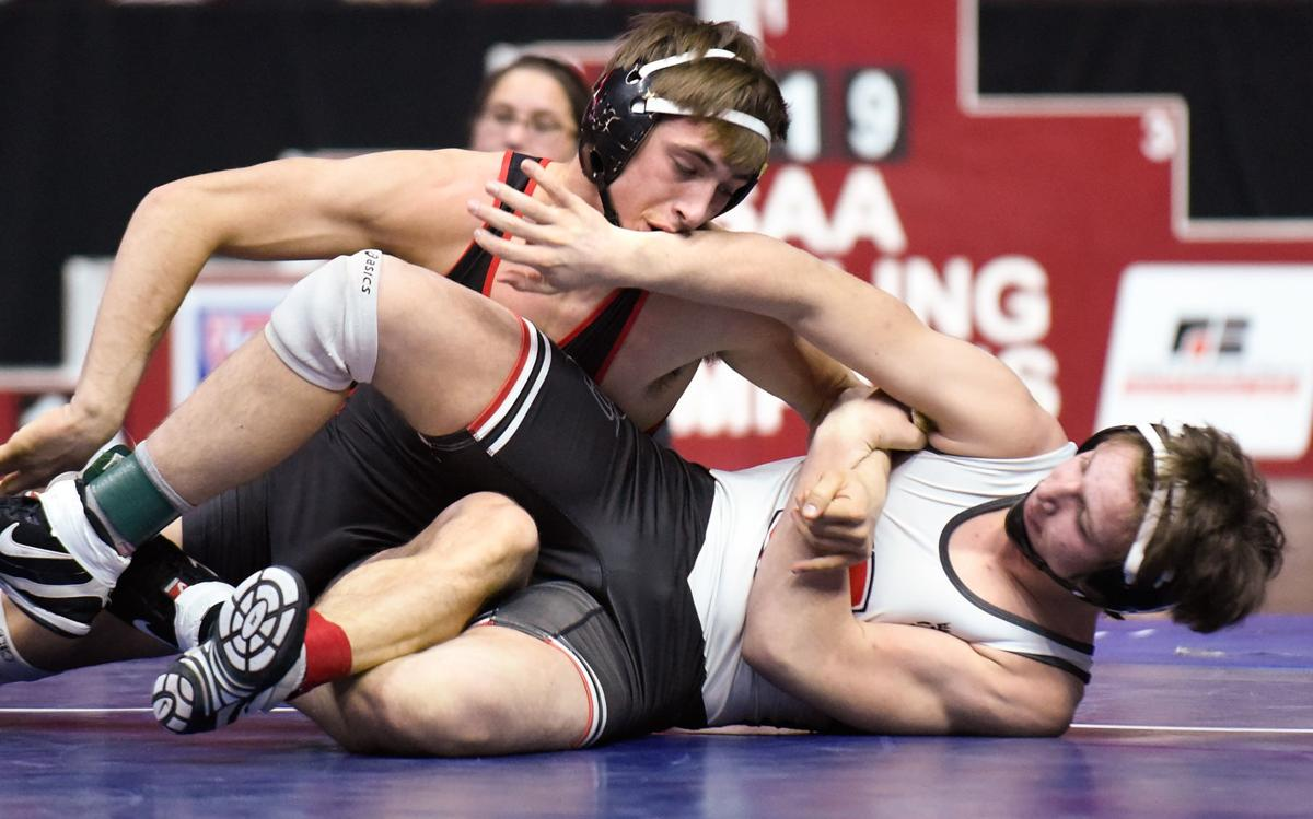 2019 State Wrestling Saturday