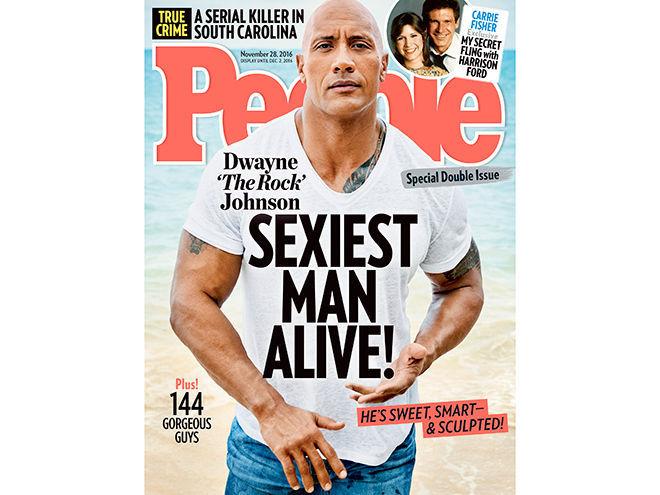 """2016: Dwayne """"The Rock"""" Johnson"""