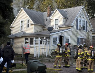 1612 West 14th Street fire