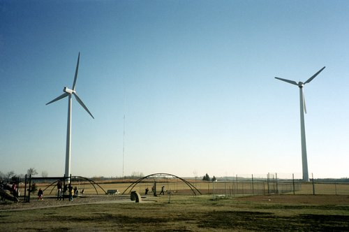 Spirit Lake Iowa School District Honored For Wind