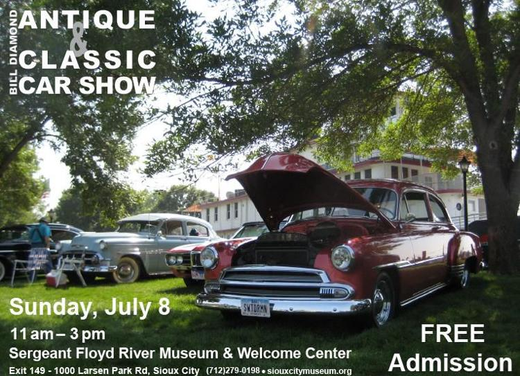 Bill Diamond Antique Classic Car Show Calendar Shows - Car show calendar